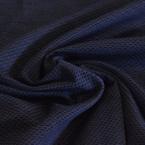 Black on Black - Cotton/Polyester