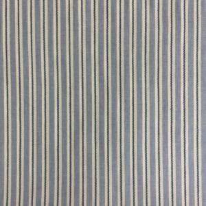 Blue Striped Cotton