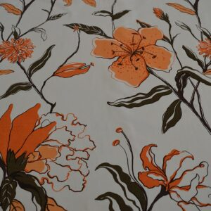 Orange Burst - Cotton
