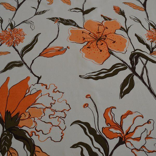 Orange Burst - Cotton