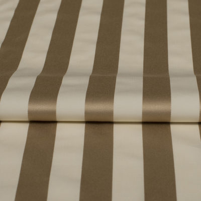 Cafe au lait - Cotton Satin