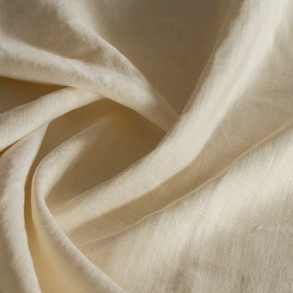 FH222 - Ivory Belgian Linen