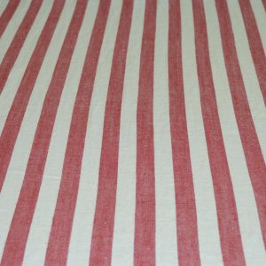 Candy Red Stripe