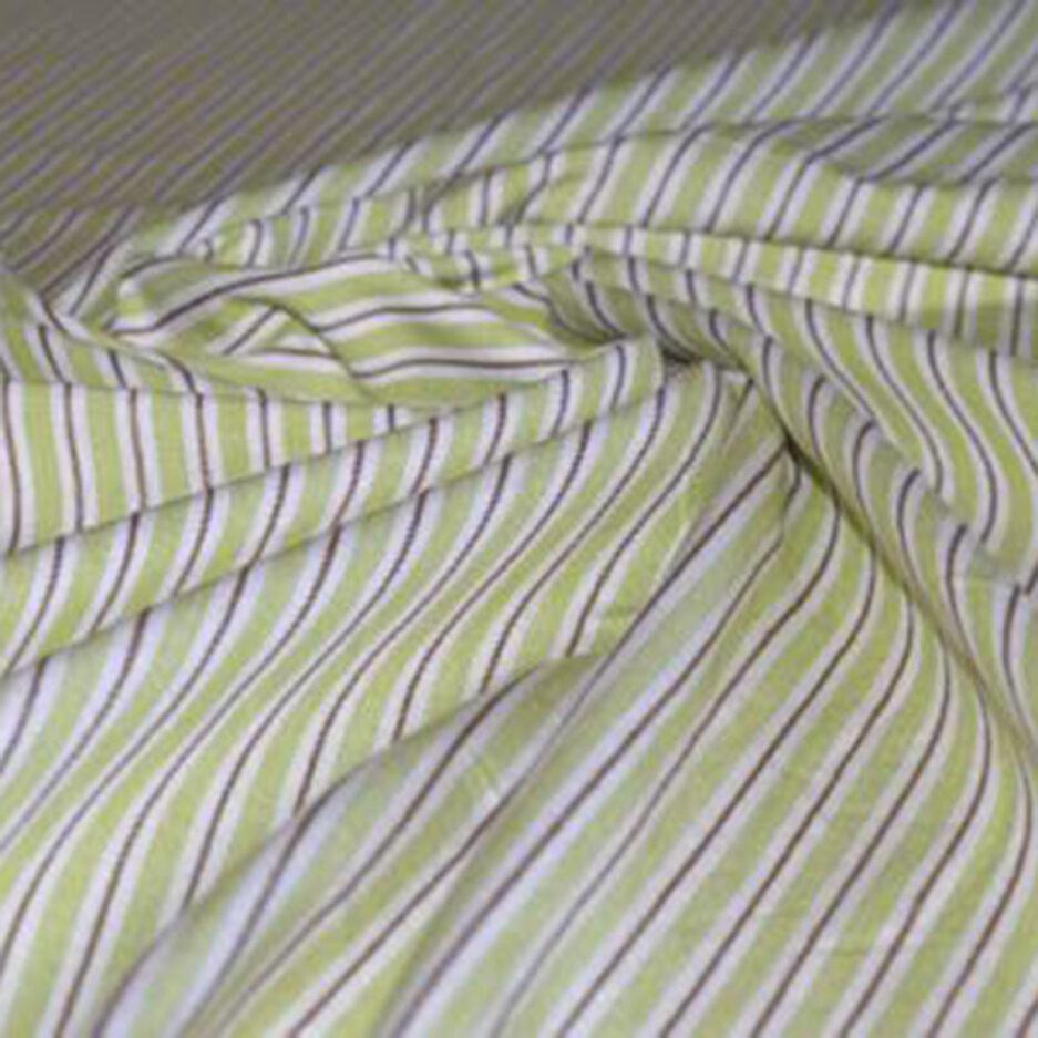 Apple - Striped Cotton