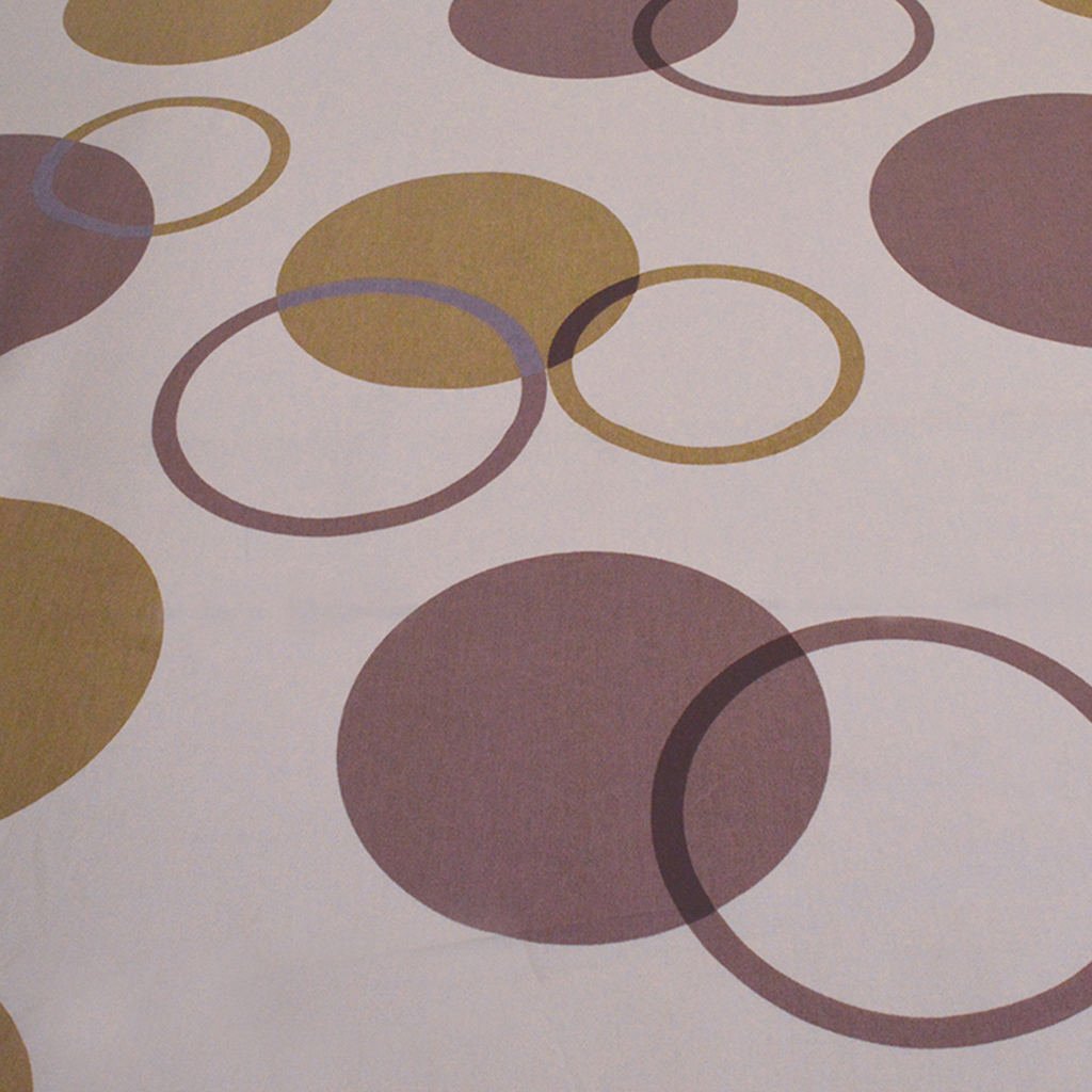 Metallic Bubbles - Cotton