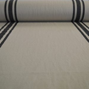 Striped - Belgian Linen