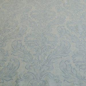 Sea Mist - Spanish Cotton Damask