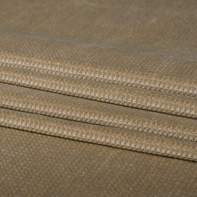 gold velvet folded