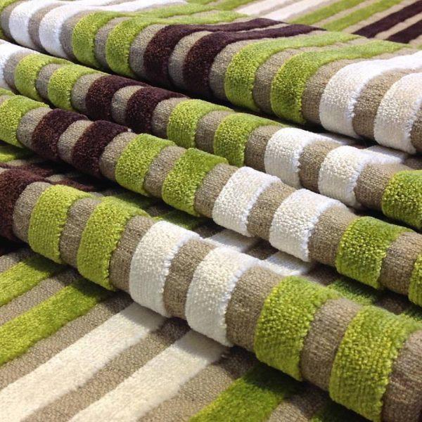 Green Assisi - Velvet Linen