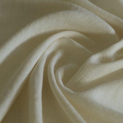 FH223 - Ivory Cream Belgian Linen