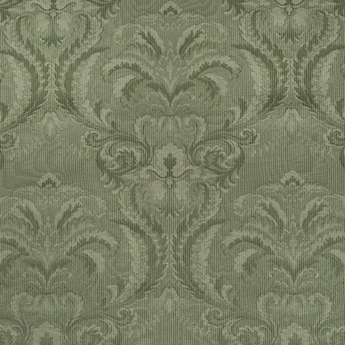 Jade Brocade - Cotton/Polyester
