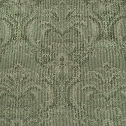 Jade Brocade - Cotton/Polyester