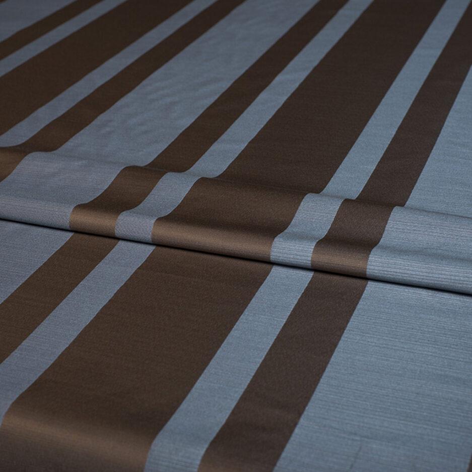 Mocha Bleu - Polyester/Rayon
