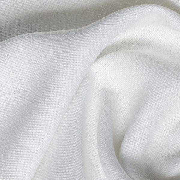 Optical White - Belgian Linen