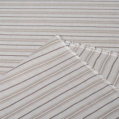 Palmyra - Striped Spanish Linen