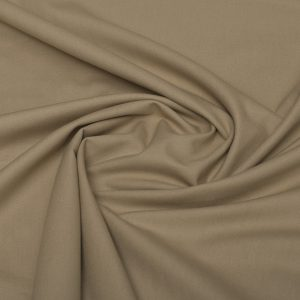 Sand - warm neutral cotton fabric Spanish Cotton/Linen