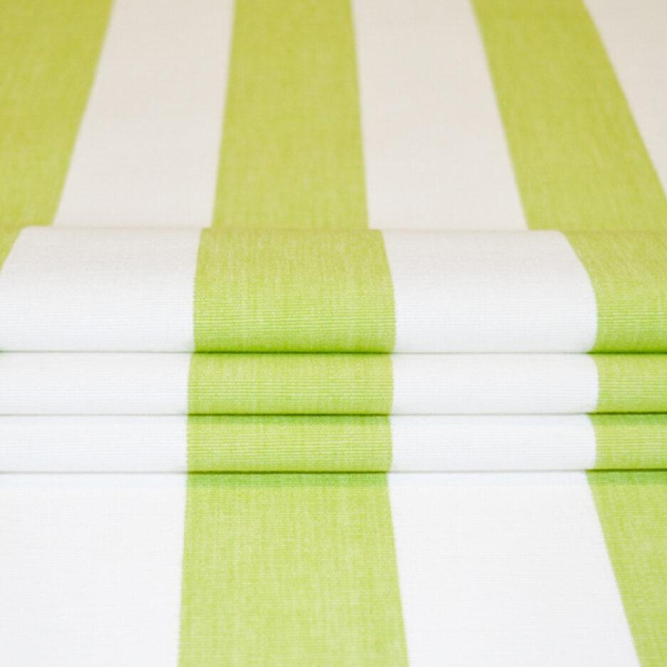Shoreline - Apple Green Cotton