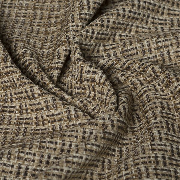 Speckled Sand - Cotton/Polyester Brocade