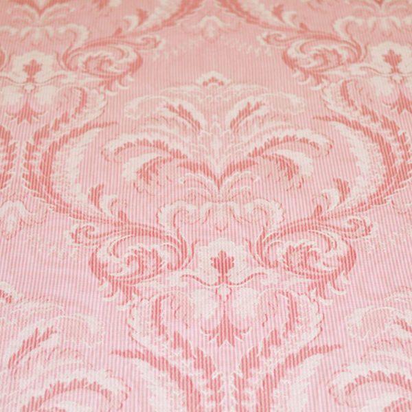 Strawberries & Cream - Cotton Jacquard