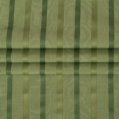 Tarragon Stripe - Polyester