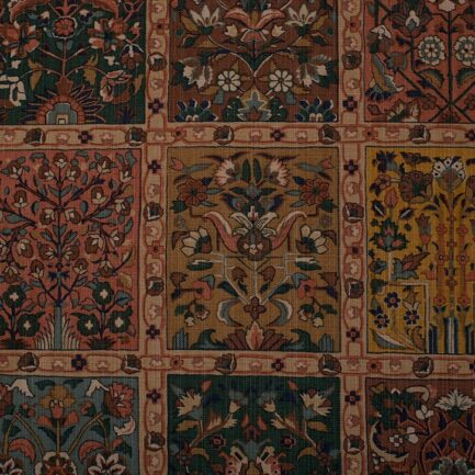 Kashan - Cotton