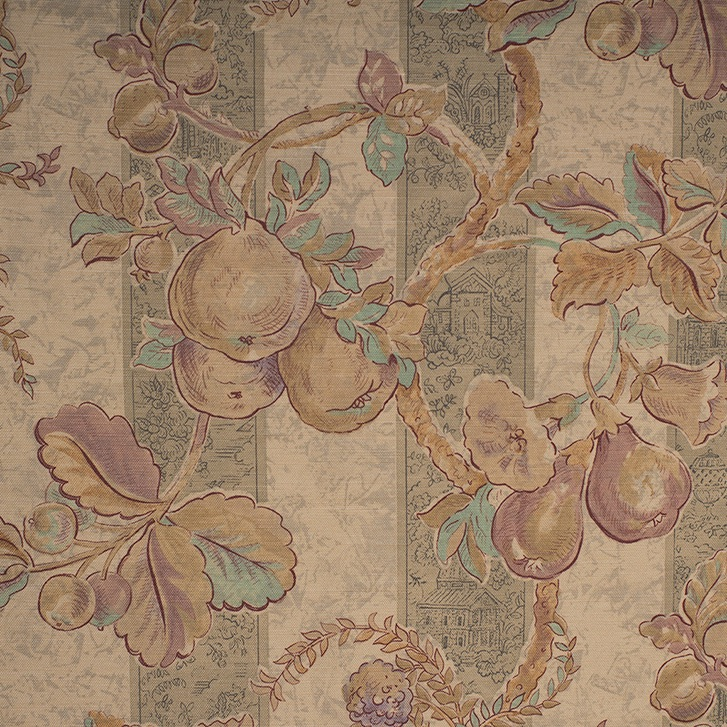Kew Sage - Cotton/Polyester