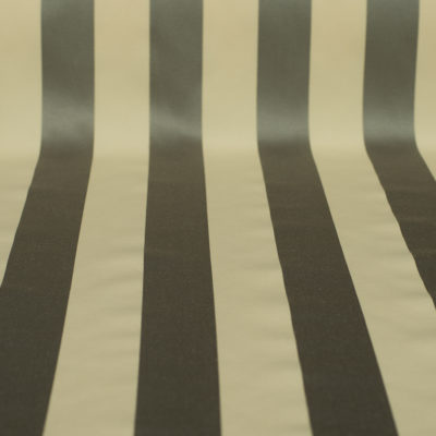 Royal Stripe Celadon - Cotton/Polyester