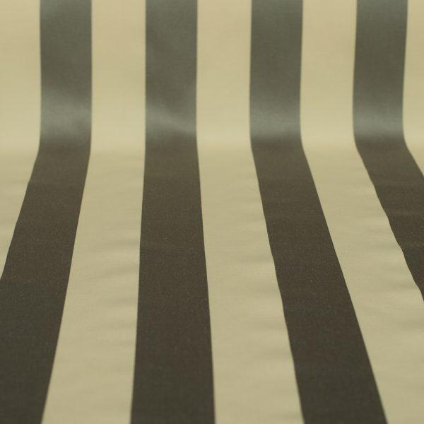 Royal Stripe Celadon - Cotton/Polyester