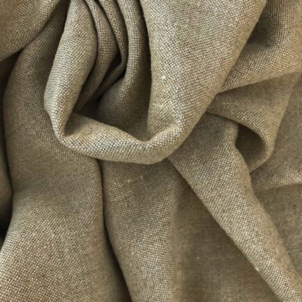Bronze Brown - Belgian Linen/Poly
