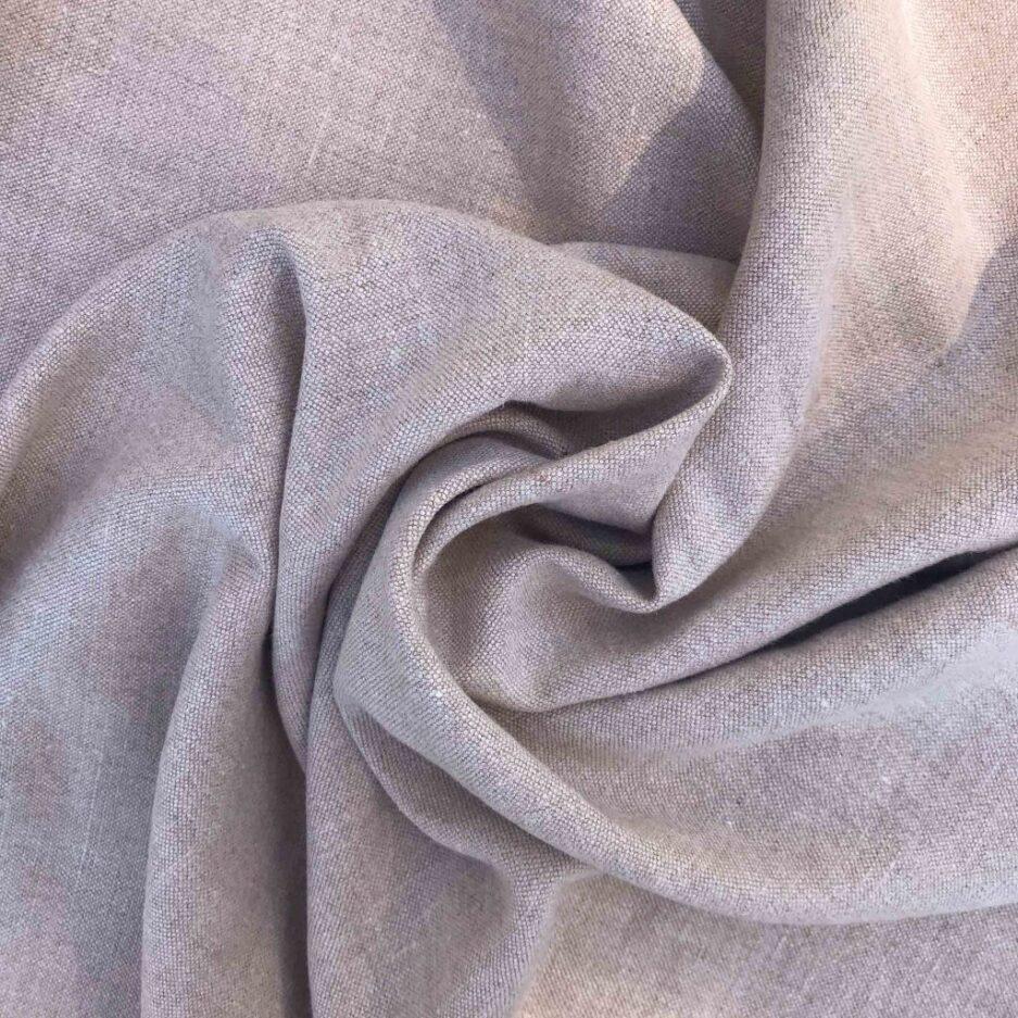 Carob Brown - Belgian Linen/Poly