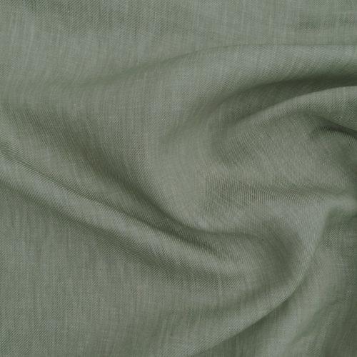 Changeant Mint - Belgian Linen