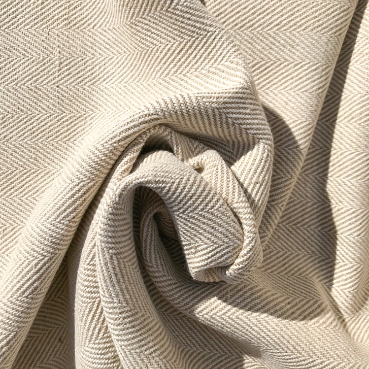 Herringbone - Belgian Linen/Cotton