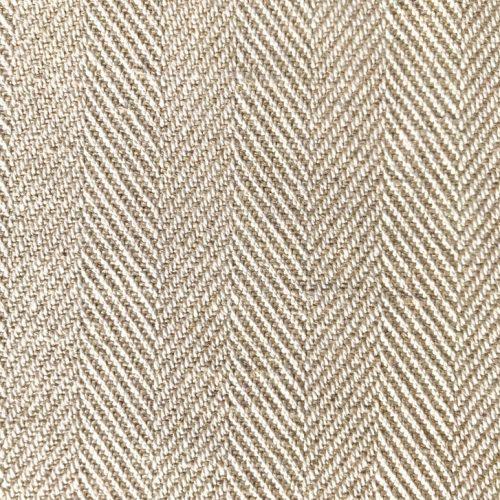 Herringbone - Linen/Cotton