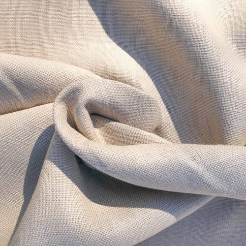 Dyed Flax - Linen Fabric