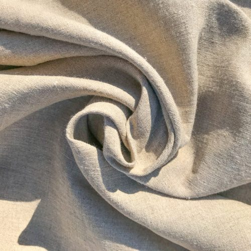 Ecru - 100% Belgian Linen