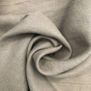Taupe Hemp Fabric