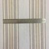 Beige/Cream Striped Cotton Fabric