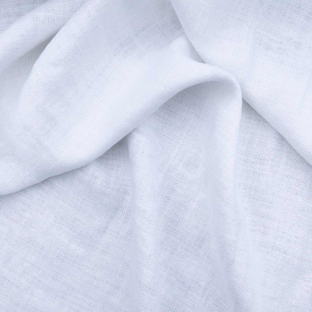 White Linen, Belgian Linen fabric