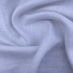 White - Belgian Linen