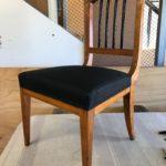 chair horse hair fabric