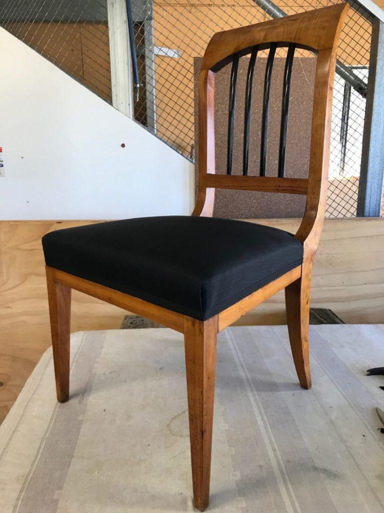 chair horse hair fabric scaled