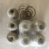 European Flax/Linen Waxed Twine