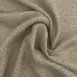 Sheer Ecru - Belgian Linen Fabric