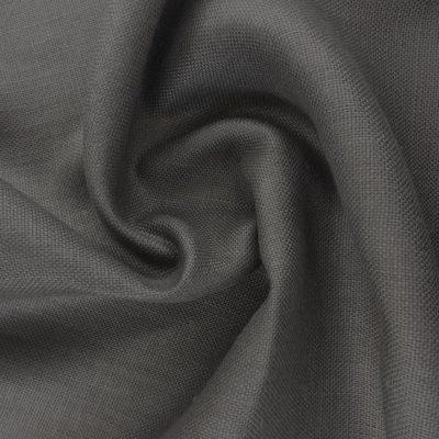 Dark Grey Belgian Linen