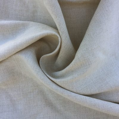 FH238 Oatmeal – Belgian Linen Cotton Fabric