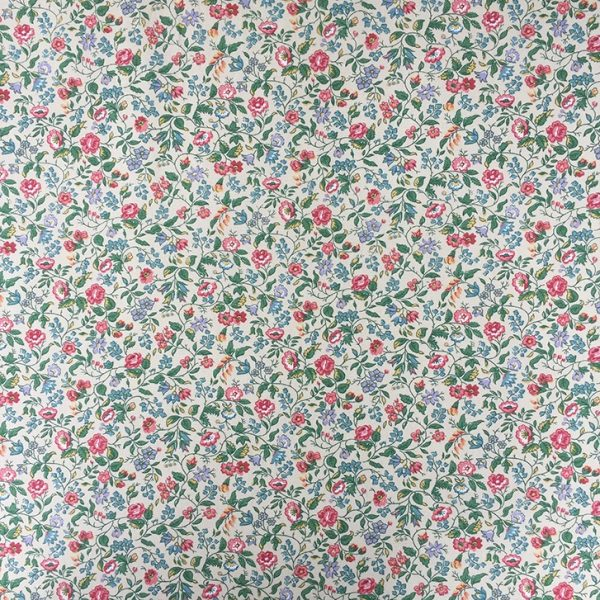 FH190 Floral Cotton – Flowers in Bloom