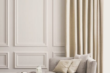 fabric-house