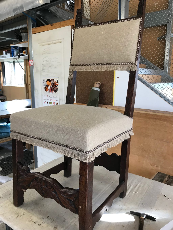 rustic belgian linen