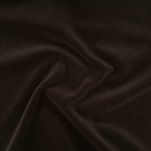 Clove - Brown Alpaca Velvet