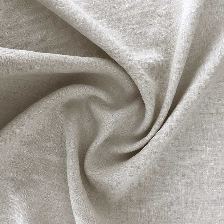 Neutral Linen - 100% Belgian Linen
